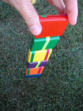 Jacob's ladder (toy) - Image: Jacobs Ladder toy