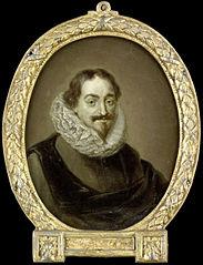 Portrait of Jacobus Schotte, Burgomaster of Middelburg