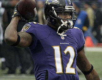 Jacoby Jones - Jones in 2014.
