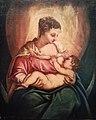 Jacopo Tintoretto Madonna allattante.jpg