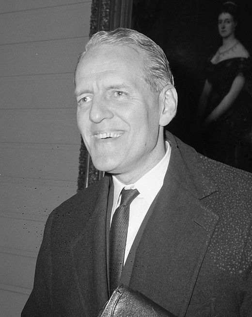Jacques Van Offelen in 1966