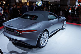 Jaguar F type - Mondial de l'Automobile de Paris 2012 - 011.jpg