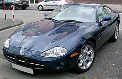 Jaguar XK8 Coupé