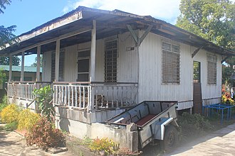 Jaime Fabregas - Fabregas ancestral house located at San Nicolas, Iriga City
