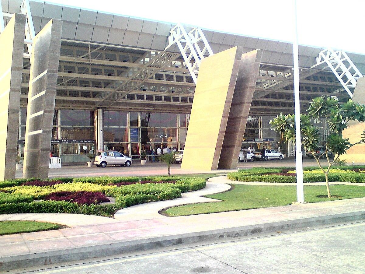 Jaipur International Airport - Wikipedia