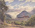 Jakob Alt - Stift Wilten bei Innsbruck - 1844.jpeg