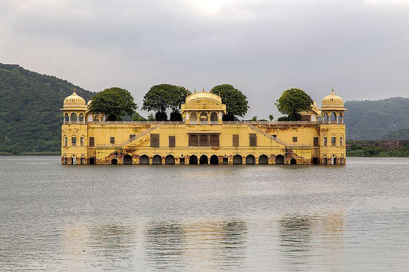 Jal Mahal in Rajasthan