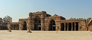 Jama Mosque, Ahmedabad - Jama(Jami) Masjid, Ahmedabad