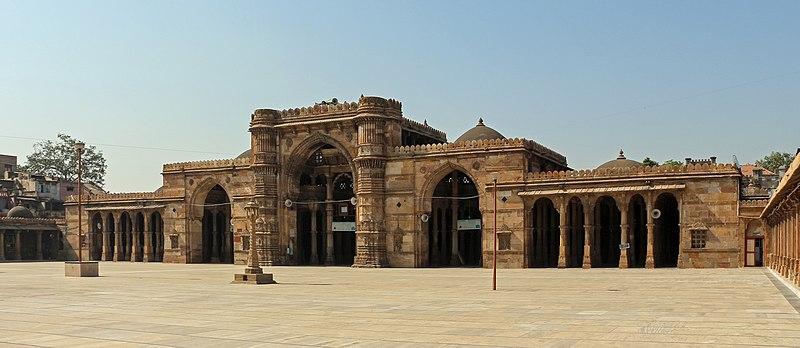 File:Jama Masjid, Ahmedabad 01.jpg
