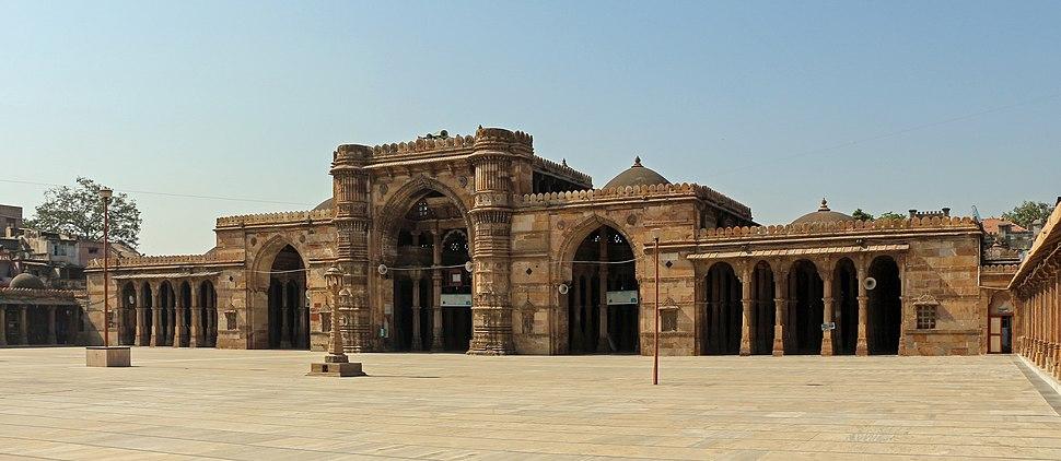 Jama Masjid, Ahmedabad 01