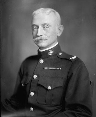 Marine Corps Brevet Medal - Image: James E Mahoney