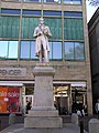 James Steel Statue, English Street - geograph.org.uk - 1533087.jpg