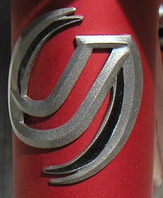 Jamis Bicycles - head badge