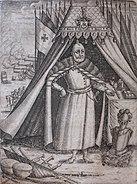Jan Skumin Tyškievič. Ян Скумін Тышкевіч (C. Götke, 1642)