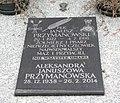 Janusz Przymanowski's grave.jpg