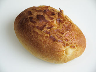 Rice flour - Japanese rice bread