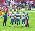 Jason Babin with the Eagles Defense (6262295510).jpg