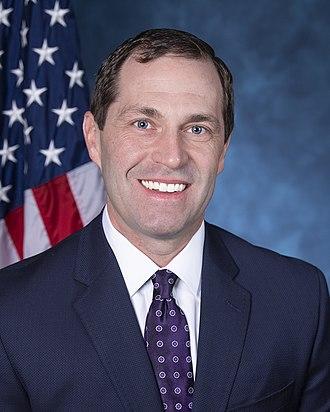 Colorado's 6th congressional district - Image: Jason Crow, official portrait, 116th Congress