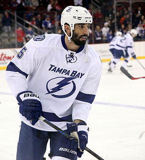 Jason Garrison Canadian ice hockey player