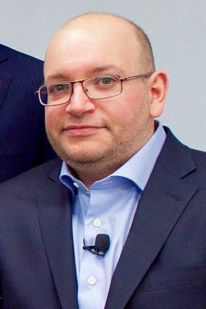 Jason Rezaian - Jason Rezaian in 2016
