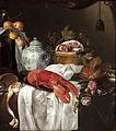 Jasper Geeraerts - Pronk still life with lobster.jpg