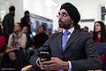 Jasvir Singh OBE at the City Sikhs event in London.jpg