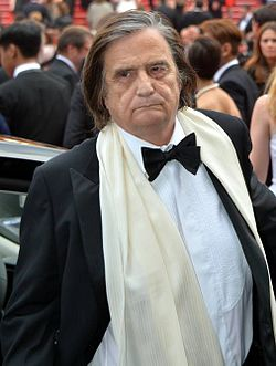 Jean-Pierre Léaud 2016.