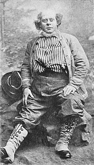 Les brigands - Jean Sandberg as Piétro