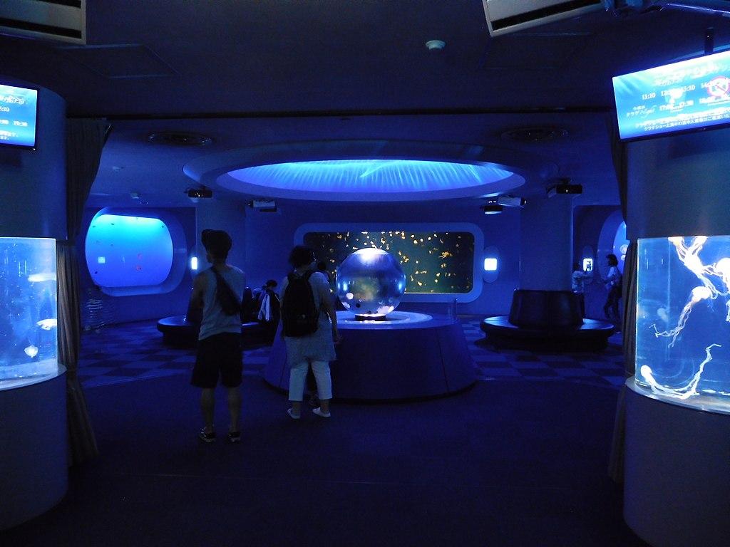 Jellyfish Fantasy Hall at Enosui