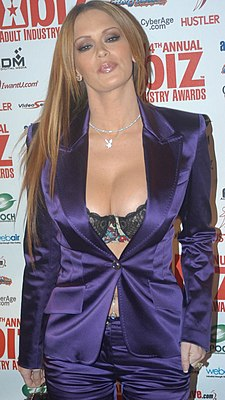 Jenna Jameson at the XBiz Awards 1.jpg