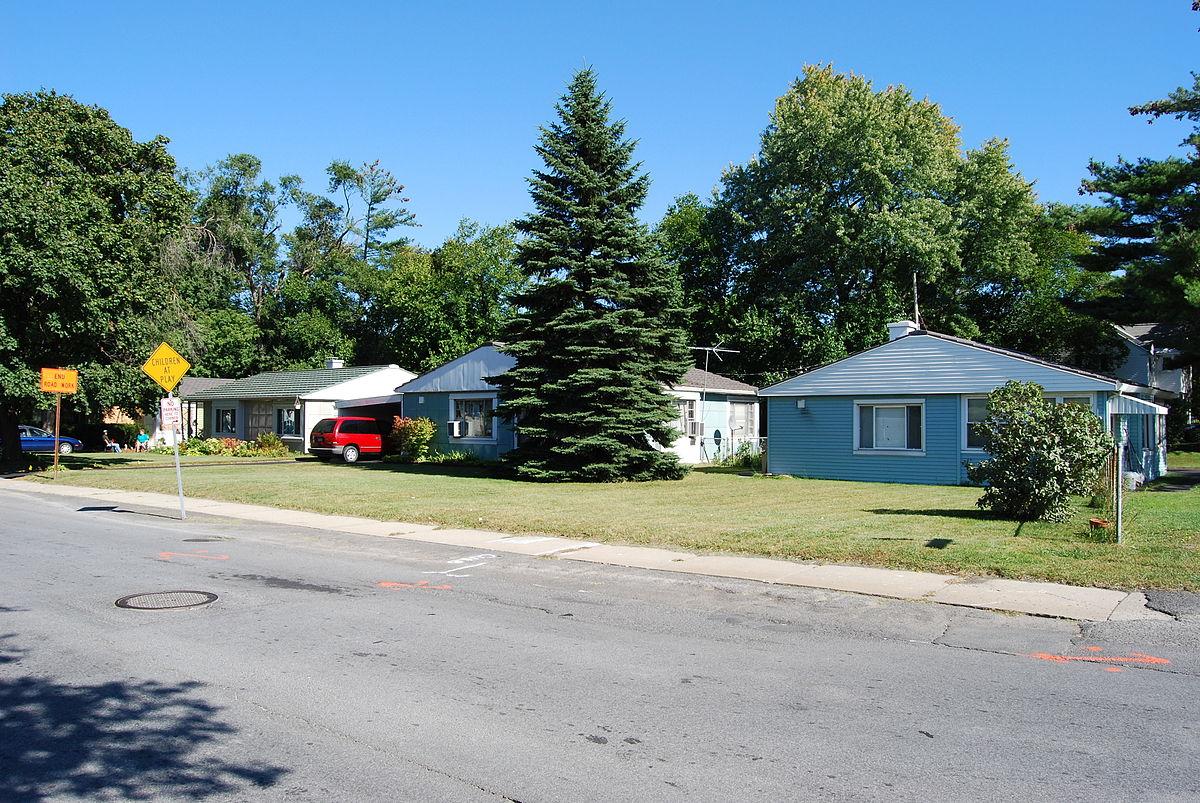 Lustron house - Wikipedia