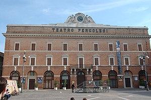 Iesi - Teatro Pergolesi.