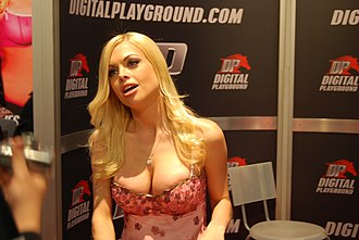 Jesse Jane - Jesse Jane at the AVN Adult Entertainment Expo 2008