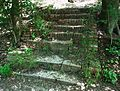 Jeziory, old stairs.jpg