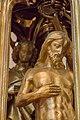Jezus en engel in doopvont, OLV-Onbevlekt Ontvangen, Overveen.jpg