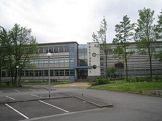 University of Lille Nord de France - Image: Jielbeaumadier ustl p 1 2006