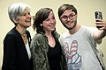 Jill Stein with supporters (25740559105).jpg