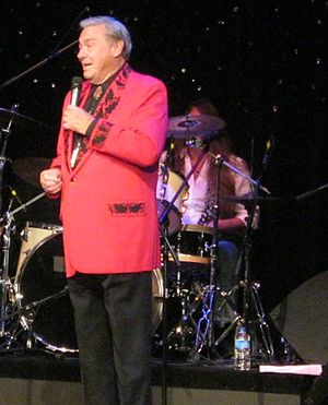 Jim Ed Brown - Brown performing in 2012