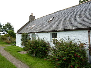 Joan Eardley - Joan Eardley lived and worked in this cottage in Catterline, Aberdeenshire in the years before her death in 1963.