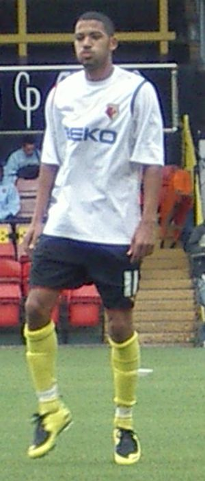 2009–10 Watford F.C. season - Jobi McAnuff was sold to Reading in August.