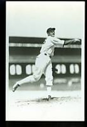 Joe Heving - Image: Joe Heving pitcher