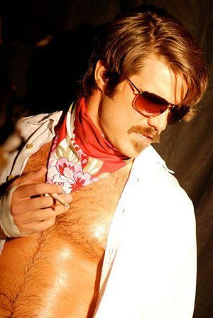 Joey Ryan (wrestler) - Ryan in 2009.