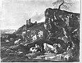 Johann Heinrich Roos - Italienische Berglandschaft mit Hirten und ruhender Viehherde - 769 - Bavarian State Painting Collections.jpg