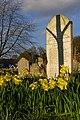 John Buckett's poetic gravestone, Old St Peter's Churchyard - geograph.org.uk - 735515.jpg
