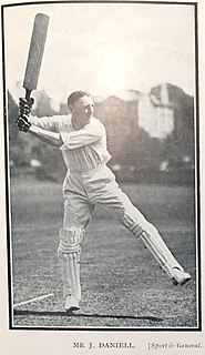 John Daniell (cricketer)