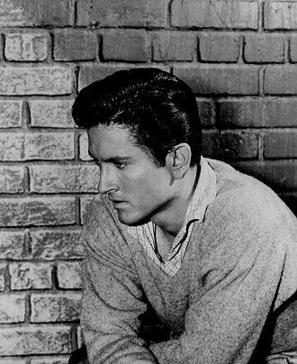 John Drew Barrymore - From a Schlitz Playhouse of Stars presentation, 1953