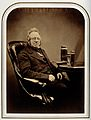 John Edward Gray. Photograph. Wellcome V0027572.jpg