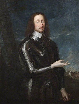 John Hampden - A painting of John Hampden by the circle of Godfrey Kneller