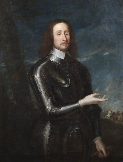 John Hampden portrait