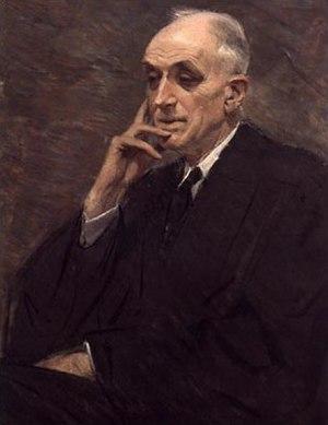 John Marshall Harlan II - Portrait of Harlan